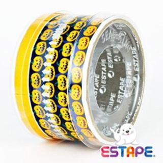 【ESTAPE】易撕貼-OPP抽取式膠帶(咧嘴南瓜)