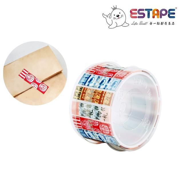 【ESTAPE】易撕貼-OPP抽取式膠帶(和風組合)