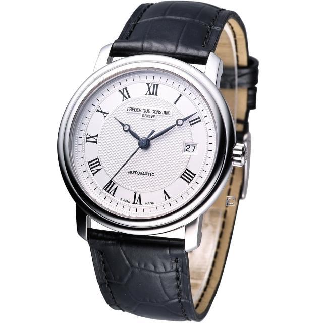 【CONSTAN】康斯登經典時尚機械腕錶(FC-303MC4P6)