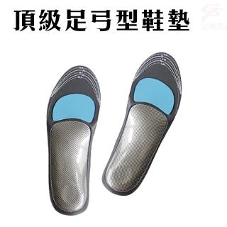 POLIYOU 頂級抑菌/除臭足弓型鞋墊(一雙)