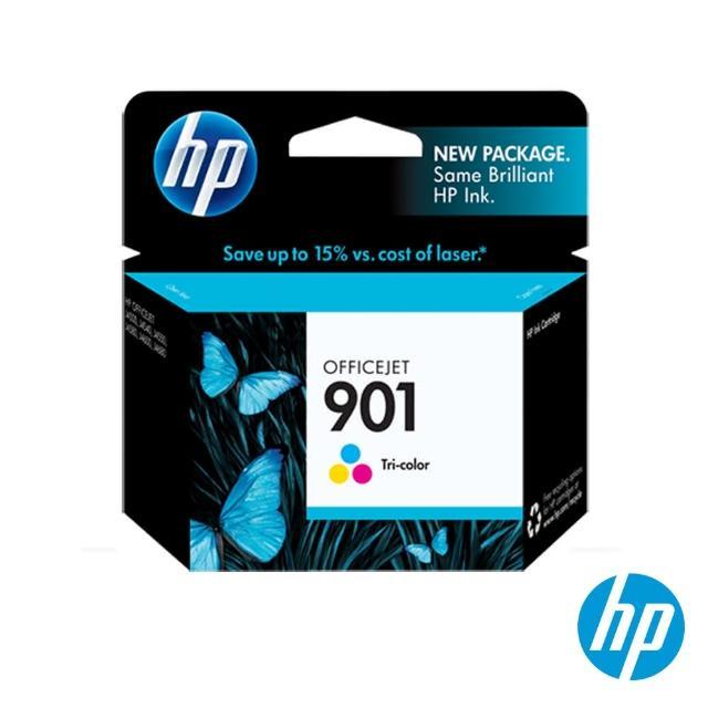 【HP】NO.901 原廠彩色墨水匣(CC656AA)