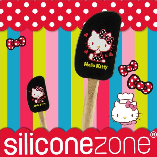 【Siliconezone】施理康Hello Kitty奶油刮刀