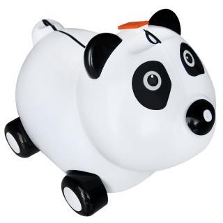 【寶貝樂】可愛熊貓兒童行李箱(白色)