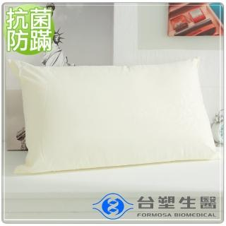 【台塑生醫】防蹣抗菌纖維枕(1入)