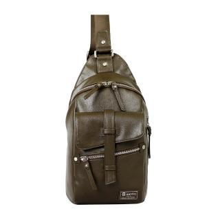 【estilo】印地安II系列 豪放氣勢 直式單肩包(綠)