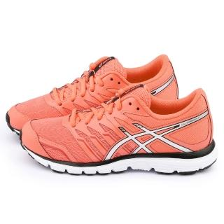 【Asics】女款GEL-ZARACA 3 慢跑鞋(T5K8N-7693-橘)