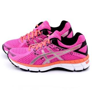 【Asics】女款 GEL-OBERON 10 慢跑鞋(T5N6N-3593-桃)