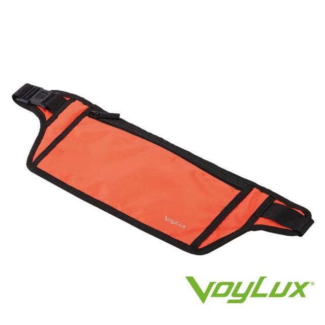 【VoyLux 伯勒仕】頂級極緻系列 超服貼身防搶包(1680758-橘色)