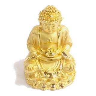 【十相自在】5.5公分 小佛像/法像-金色(釋迦牟尼佛)