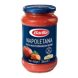 【百味來】拿坡里蔬菜蕃茄義大利麵醬(400g)
