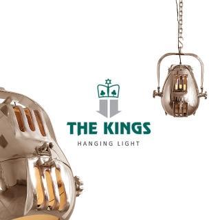 【THE KINGS】Admiral海軍上將復古工業吊燈