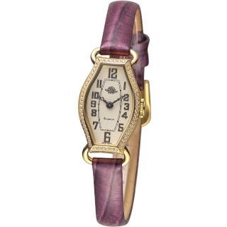 【玫瑰錶 Rosemont】骨董風玫瑰系列腕錶(TRS024-01-PU)