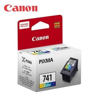 【CANON】CL-741 原廠彩色墨水匣(速達)