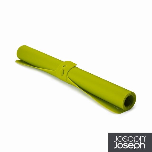 【Joseph Joseph英國創意餐廚】好收納矽膠桿麵墊-綠(20031)