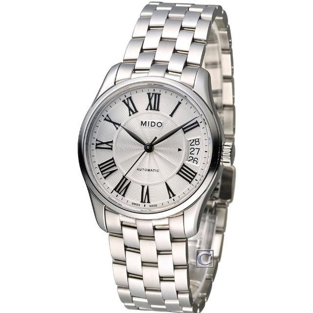 【MIDO】Belluna II 時尚名媛80小時動力儲存機械錶腕錶(M0242071103300)