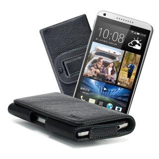 【X_mart】HTC Desire 816 麗緻真皮腰掛皮套