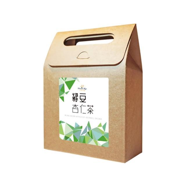 【花草巫婆】綠豆杏仁茶(10入裝)