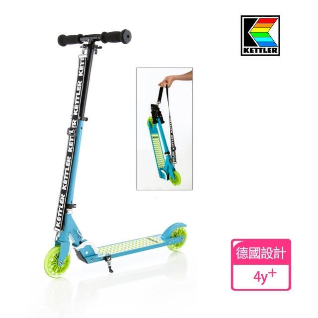 【德國KETTLER】Zero 5 時尚親子滑板車(親子陽光玩具大推薦)