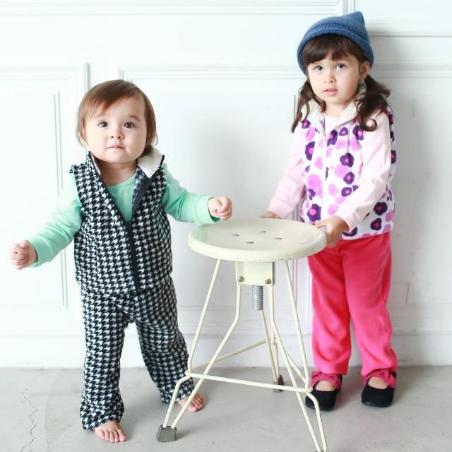 【baby童衣】兒童套裝 男女寶寶休閒居家服3件套 50690(共3色)