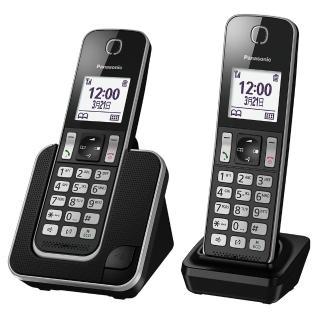 【Panasonic 國際牌】中文數位DECT 無線電話 KX-TGD312TW/TGD312(台灣松下公司貨)