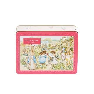 【比得兔】波特小姐典雅蛋捲禮盒-芝麻口味(288g)