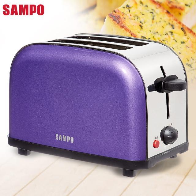 【SAMPO聲寶】炫彩烤麵包機(TR-LF65S)