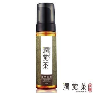 【茶寶 潤覺茶】金萃植潤潔顏慕斯(200ml)