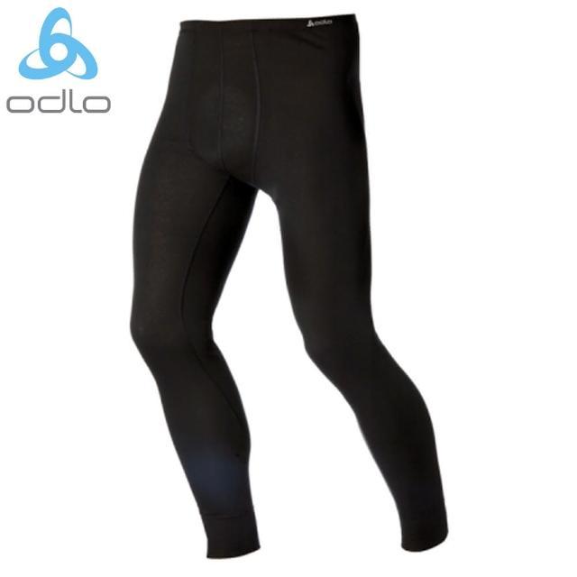 【瑞士 ODLO】warm effect 男機能型銀離子保暖長褲(黑.152042)