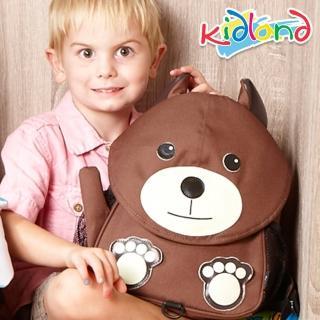 【kidland】動物造型防走失後背包(熊熊)