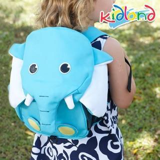【kidland】動物造型防走失後背包(大象)