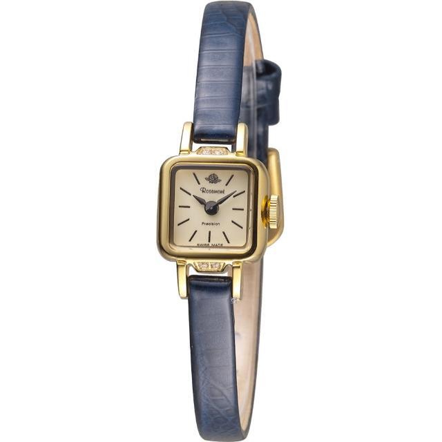 【玫瑰錶 Rosemont】柏林1928系列優雅淑女錶(TRS005-01-BU)