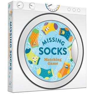 ~Song Baby~Missing Socks Matching Game 襪子在那裡