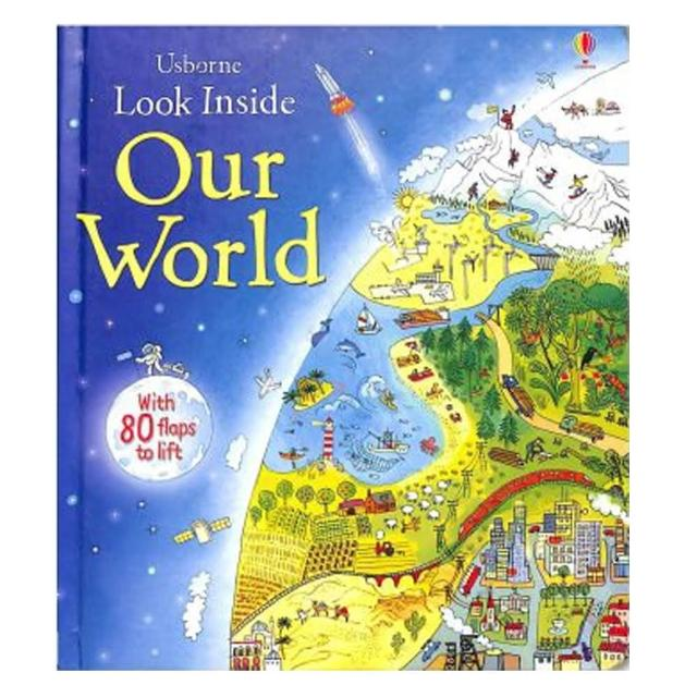 【Song Baby】Look Inside Our World 我們的地球(操作書)