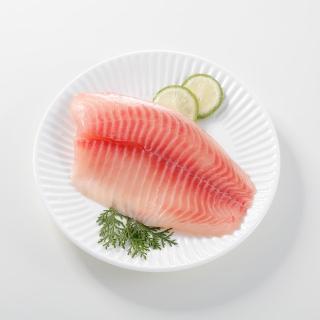 【華得水產】鮮甜生食級鯛魚片5片組(200g/片)