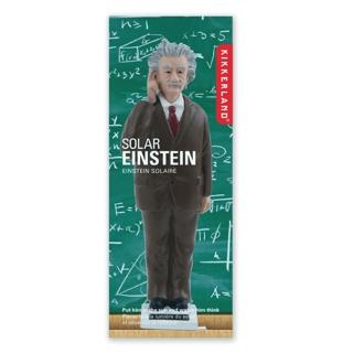 【賽先生科學工廠】愛因斯坦手搖公仔