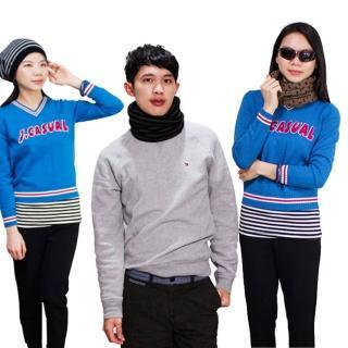 【omax】保暖雙面毛帽圍脖兩用款-2入