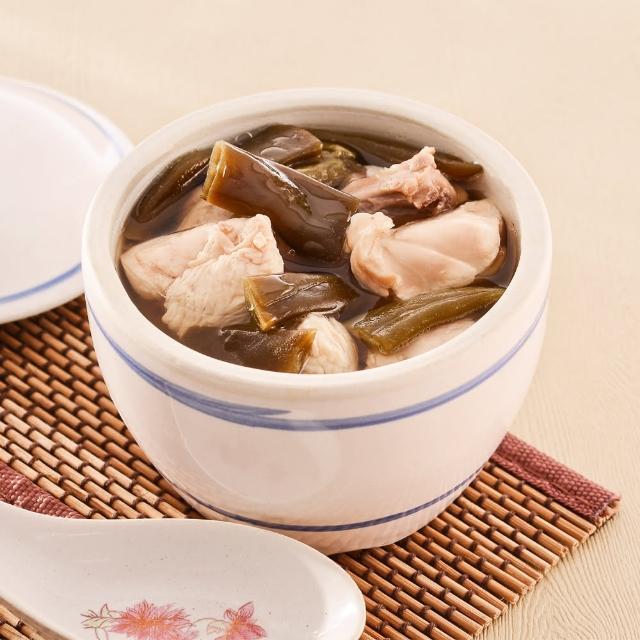 【鮮食家任選799】呷七碗剝皮辣椒雞(490g/包)
