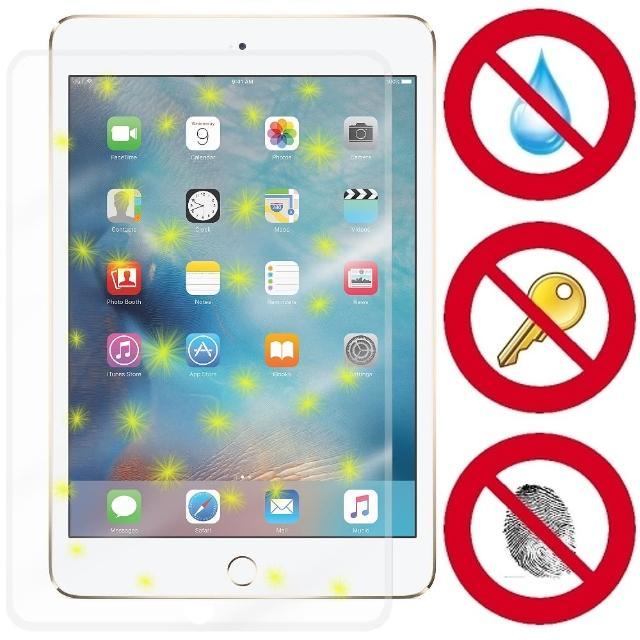 【D&A】Apple iPad mini 4 電競專用5H螢幕貼(NEW AS玻璃奈米)