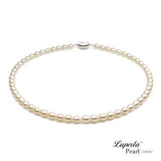 【大東山珠寶】撫媚柔情淡水珍珠項鍊(時尚珍珠)