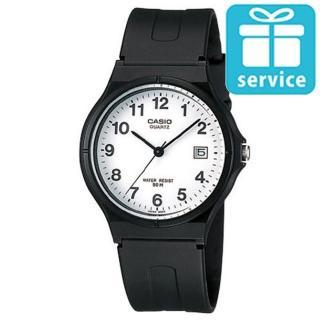 【CASIO】超薄經典指針錶(MW-59-7B)