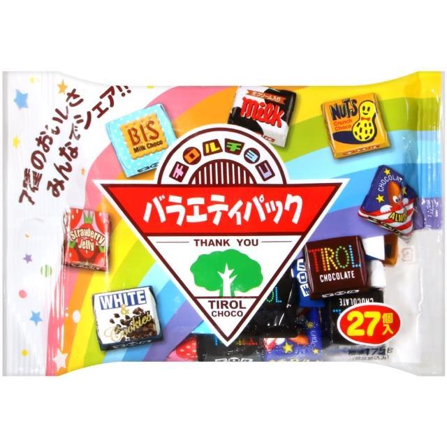 【Tirol-choco】松尾巧克力綜合包(30個入)