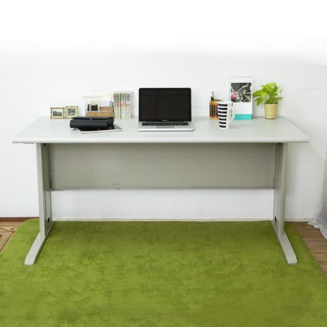 【時尚屋】CD150灰色辦公桌(Y700-9)