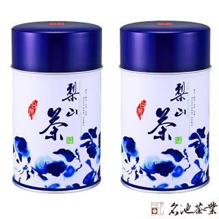 【名池茶業】2016冬茶比賽級梨山高冷烏龍茶(甘逸飄香款 / 150克x4)