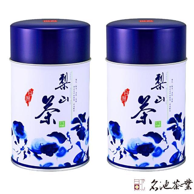 【名池茶業】比賽級梨山高冷烏龍茶(甘逸飄香款 / 150克x4)