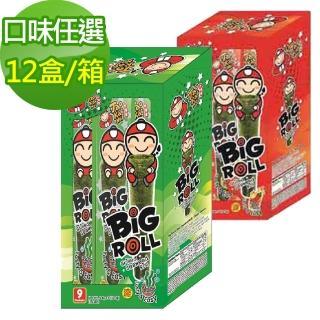 【小老板】海苔棒棒捲 辣香味(12盒)