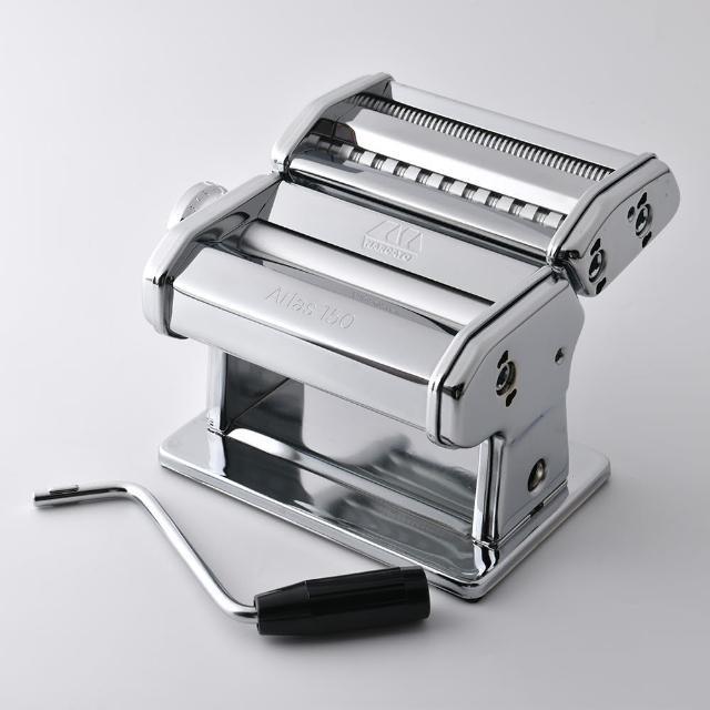 【Marcato】Atlas 150 分離式製麵機 太空銀 義大利製(義大利製 壓麵機)