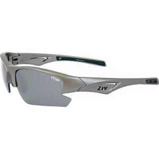 【ZIV 運動太陽眼鏡】HIT可換片系列運動休閒 偏光款眼鏡(霧灰#N6-B102003)
