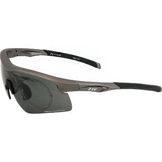 【ZIV 運動太陽眼鏡】Flying可拆換式光學內視鏡 偏光款(霧灰#33-B104005)