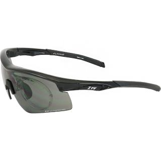 【ZIV 運動太陽眼鏡】Flying可拆換式光學內視鏡 偏光款眼鏡(黑#32-B104001)