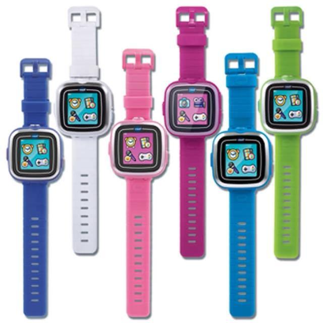 【Vtech】8合1兒童趣味遊戲手錶Plus(快樂兒童首選玩具)